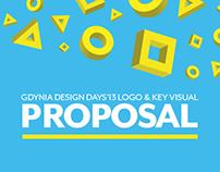 GDD logo&key visual proposal