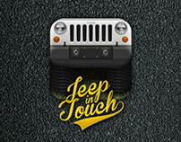 Jeep in Touch - App Icon
