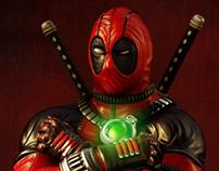 Deadpool 3d