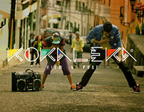 Kokaleka Film & Post  -  Branding