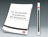 """""""THE THINNEST AD EVER"""""""