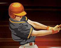 Orange Baseball Season