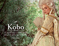 """Who is Kobo?"" Campaign for Mondadori©"