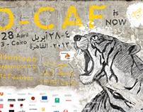 """D-CAF 2013   """"animal illustrations """""""