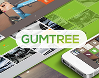 Metro  Redesign  of Gumtree