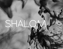Shalom/ experimental motion design
