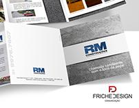 Folder RM Construções, em desenvolvimento...