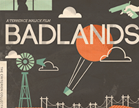 Badlands DVD Packaging