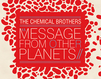 Message from other planets - CD