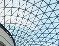 Geometry In Space-The British Museum