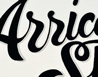 Arriccia Spiccia sign