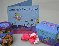 Sammie the Fish Packaging