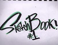 SkecthBook #1