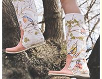 Eco responsible footwear