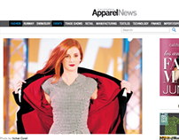 Featured in The CA Apparel News