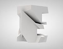 interactive typography / FUTURO /