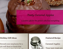 Swiss Maid Fudge Website
