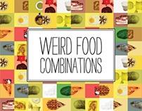 Weird Food Combination