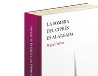 Miguel Delibes, diseño de colección