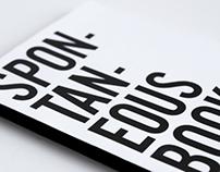 SPON-TAN-EOUS Book