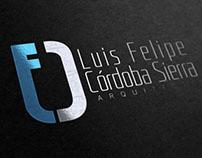 Imagen Corporativa para Luis Felipe Córdoba