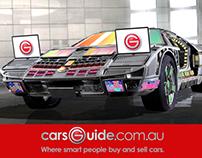 Carsguide.com.au Rebrand Print Digital Commercial