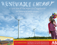 ASCE Sustainability Advertisement