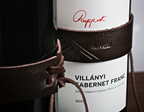 Ruppert Wine Label