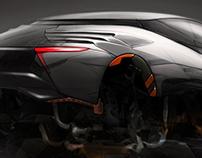 Car Design-İllustration