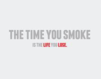 The Time You Smoke