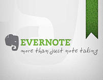 Evernote Splash Screen