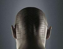 Ford Tyre Poster - Australia