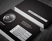 Creatives Business Cards v.01