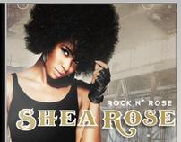 """Shea Rose """"Rock N' Rose"""" Album Shoot..."""