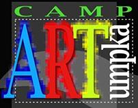 Camp ARTumpka: Arts Day Camp Logo