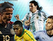 Calendario Copa America 2011