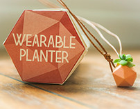 WEARABLE PLANTER