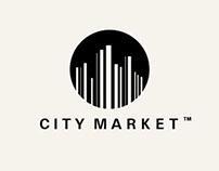 Market Series Logo Design