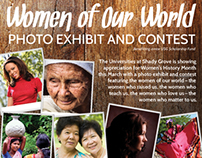 Women of Our World - Poster