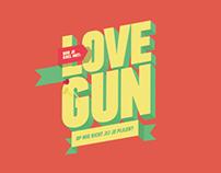 Dubbelfrisss - Love Gun