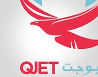 Qatar Jet Fuel Company reBrand concept