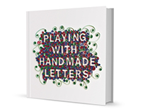 Playing with Handmade Letters - Thesis Publication