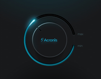 Acronis Interface Elements