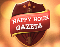 Happy Hour - Gazeta Grupo
