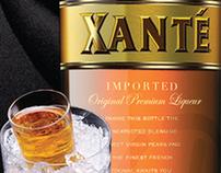 Xante liquor launch