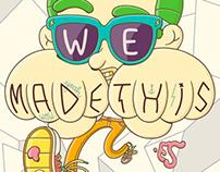 Wemadethis.es Poster