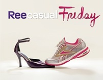 Marketing Directo - Reebok - Reecasual Friday Easytone