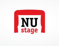 NU Stage logo