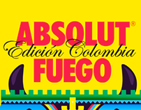 ABSOLUT FUEGO
