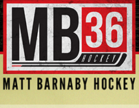 Matt Barnaby Hockey - Website